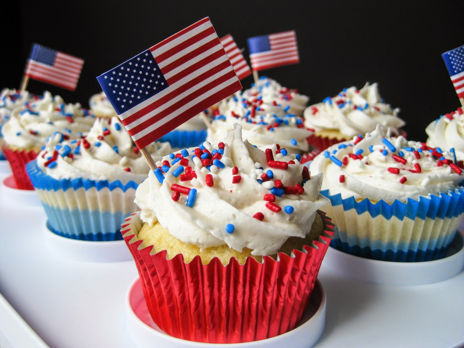 go to vanilla cupcakes