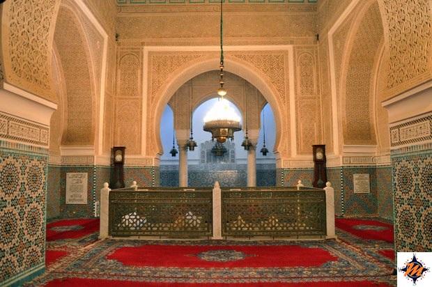 Meknes, mausoleo di Moulay Ismail