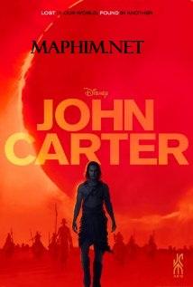 John Carter - Người hùng sao hoả vietsub online - topphimtuan.com