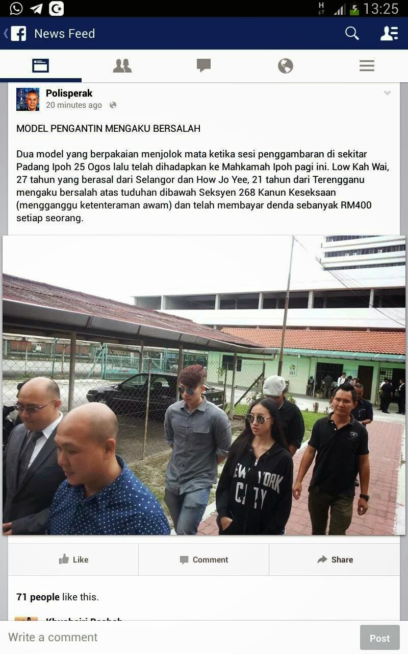 Separuh Bogel Denda RM400 Pertahan Maruah Denda RM5000 Sepak Budak Melayu Masih Bebas