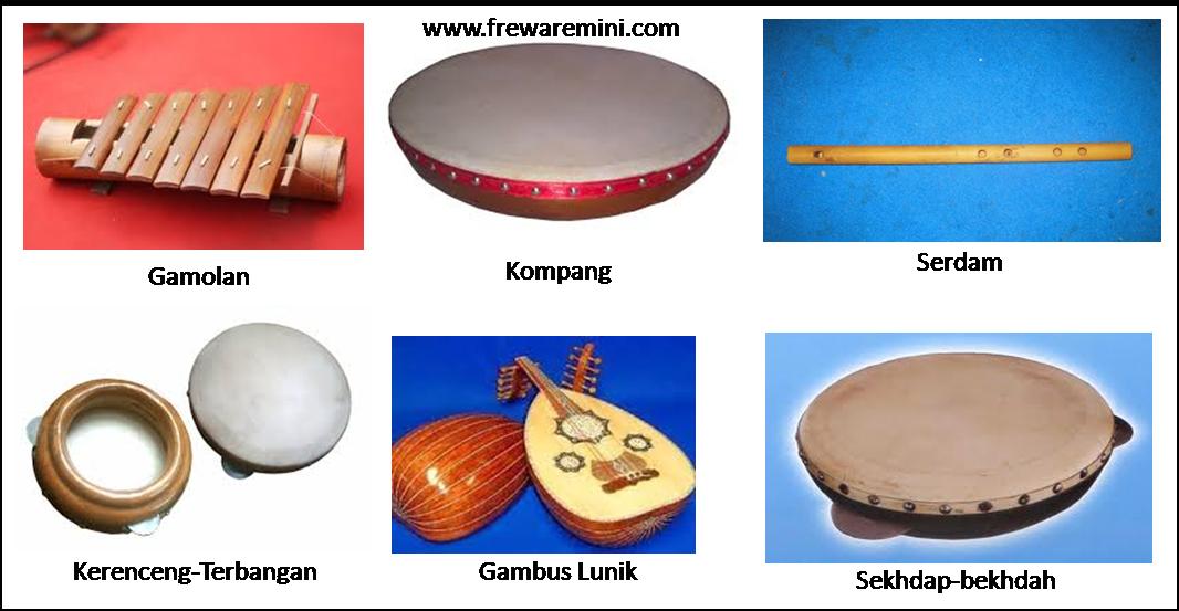 Image Result For Alat Musik Tradisional Lampung