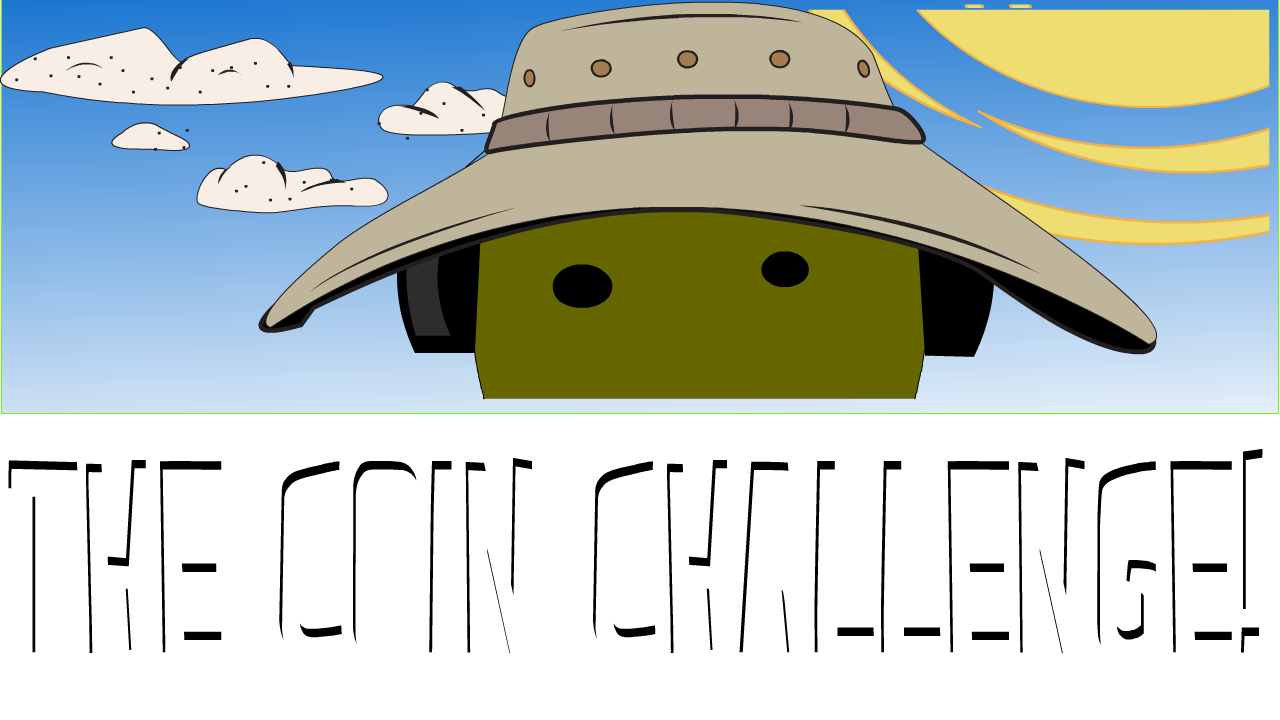 The Coin challenge!