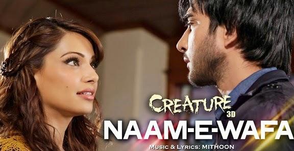 Naam - E - Wafa (Creature 3D) HD Mp4 Video Song Download