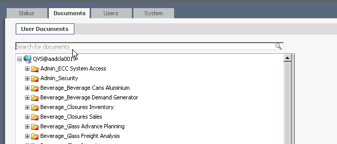 Michael in Qlikview: Qlikview Management Console - Folder and ...