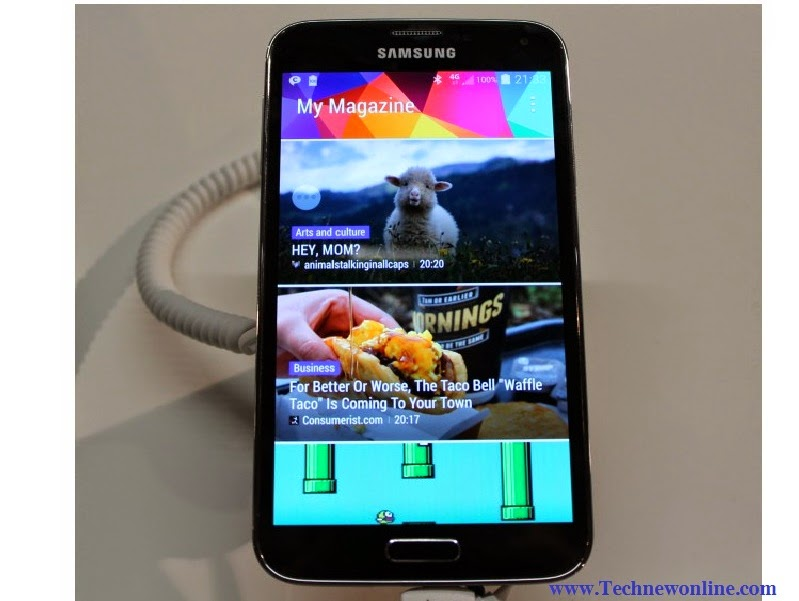 How To Activate My Magazine In The Galaxy S5