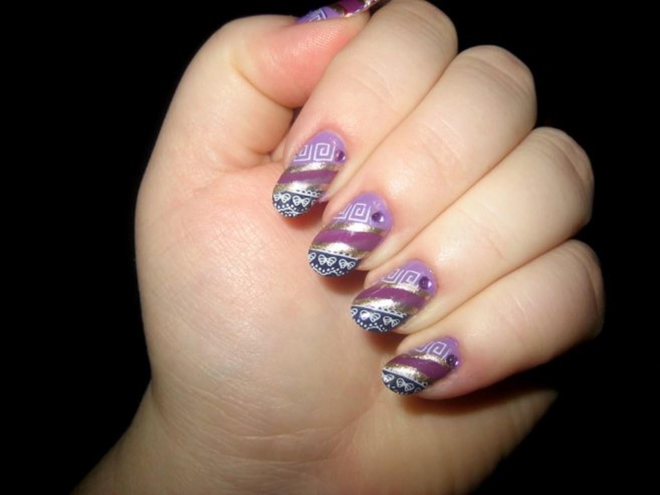 Beautiful Nail Art and Design