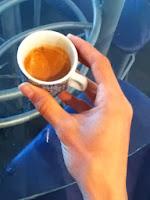 Lex Albrecht, pro cycling, coffeeshop ride, espresso, Breville espresso