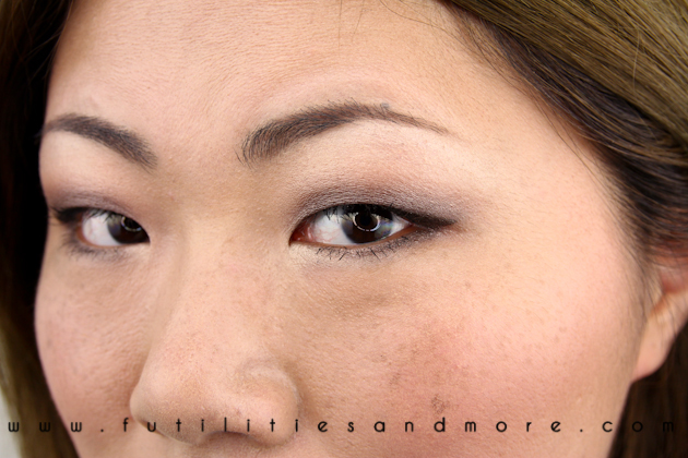 Romantic Valentine's day look with Naked palette 2 - Makeup tutorial for asian monolid
