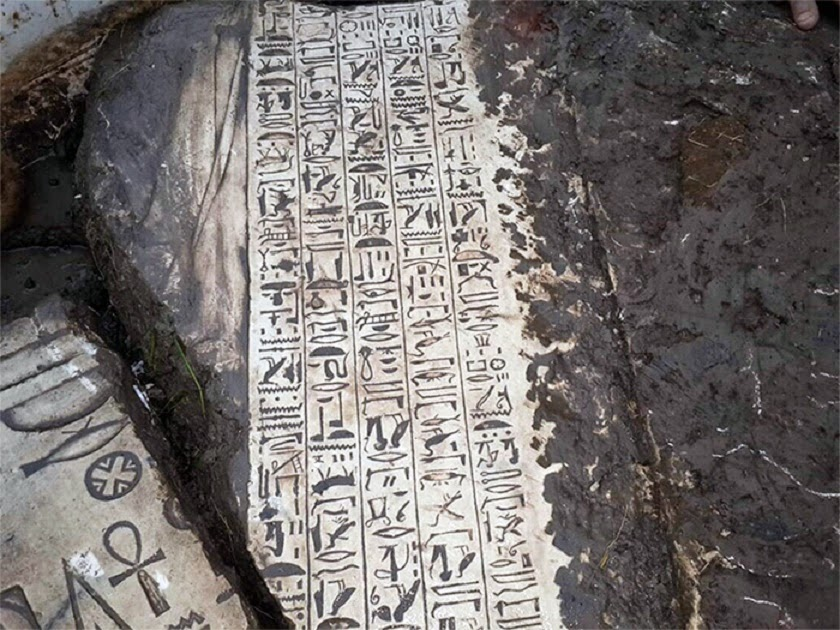 Locals busted digging up temple under house in Giza
