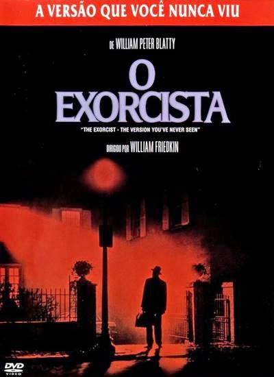 Baixar Filme O Exorcista AVI Dual Audio + RMVB Dublado DVDRip Download via Torrent
