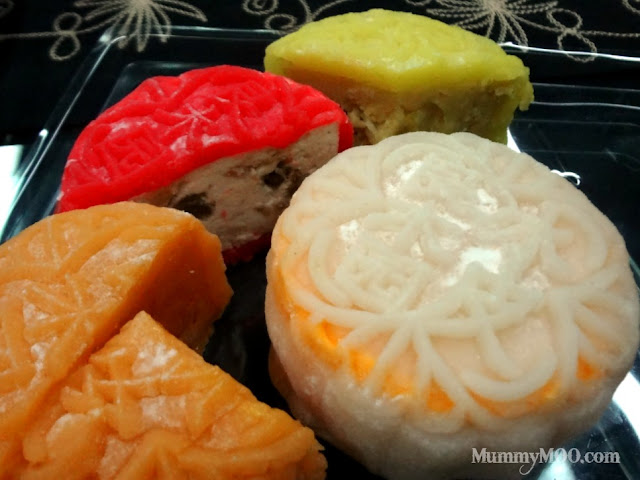 Mooncakes, Goodwood Park Hotel