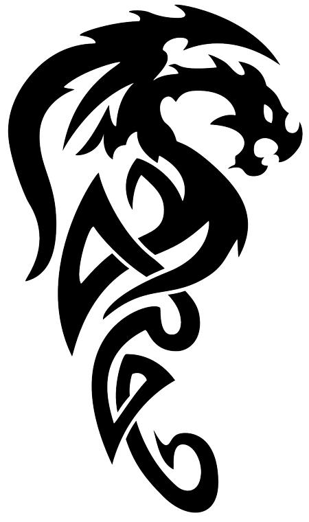 Chinese Dragon Tattoos