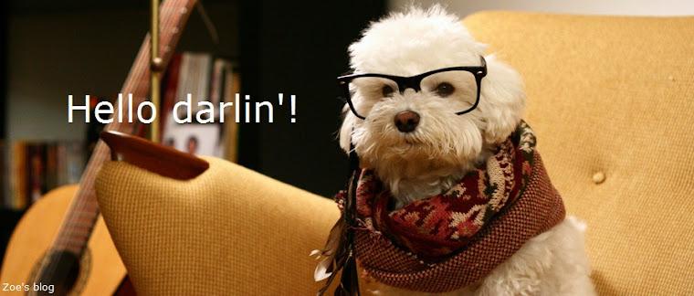 Hello darlin'!