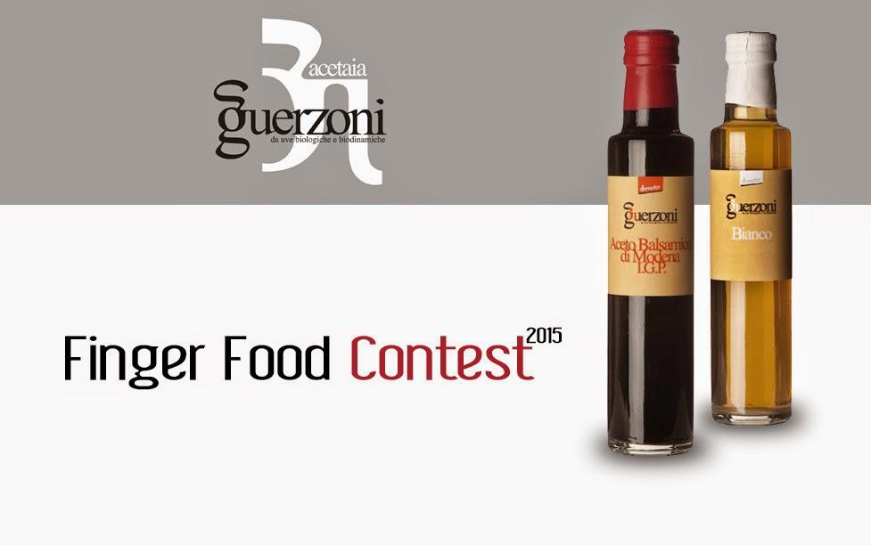 Partecipo al Finger Food Contest 2015