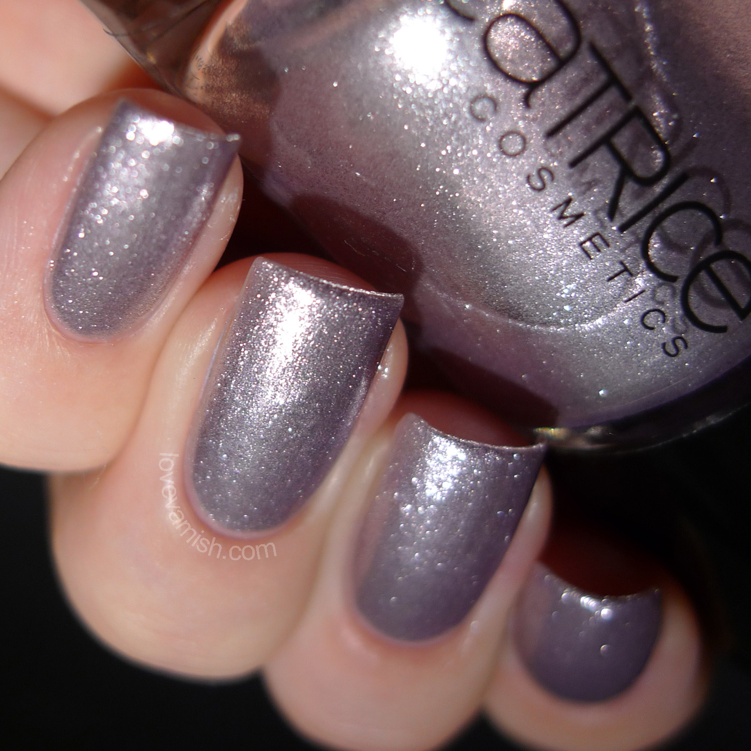Catrice Must-Have STEELetto swatches review