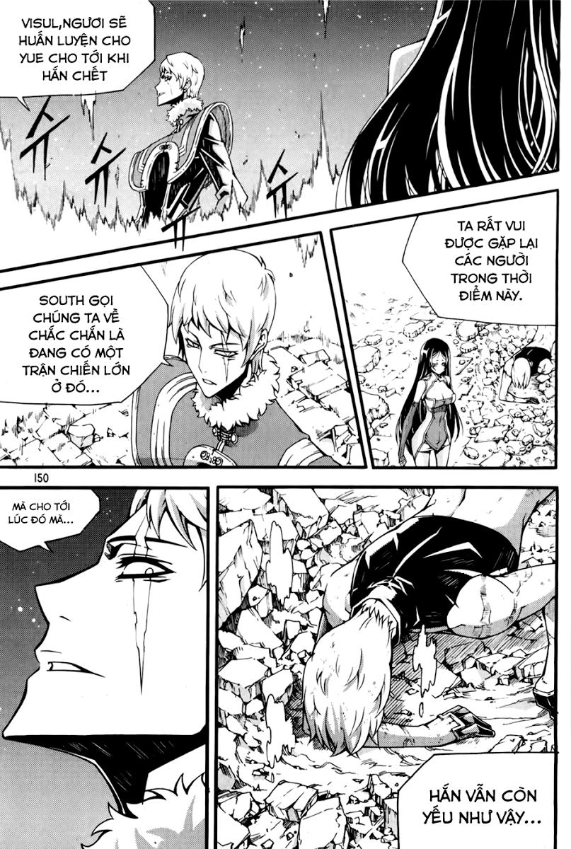 Witch Hunter – Thợ Săn Phù Thủy chap 72 page 21 - IZTruyenTranh.com