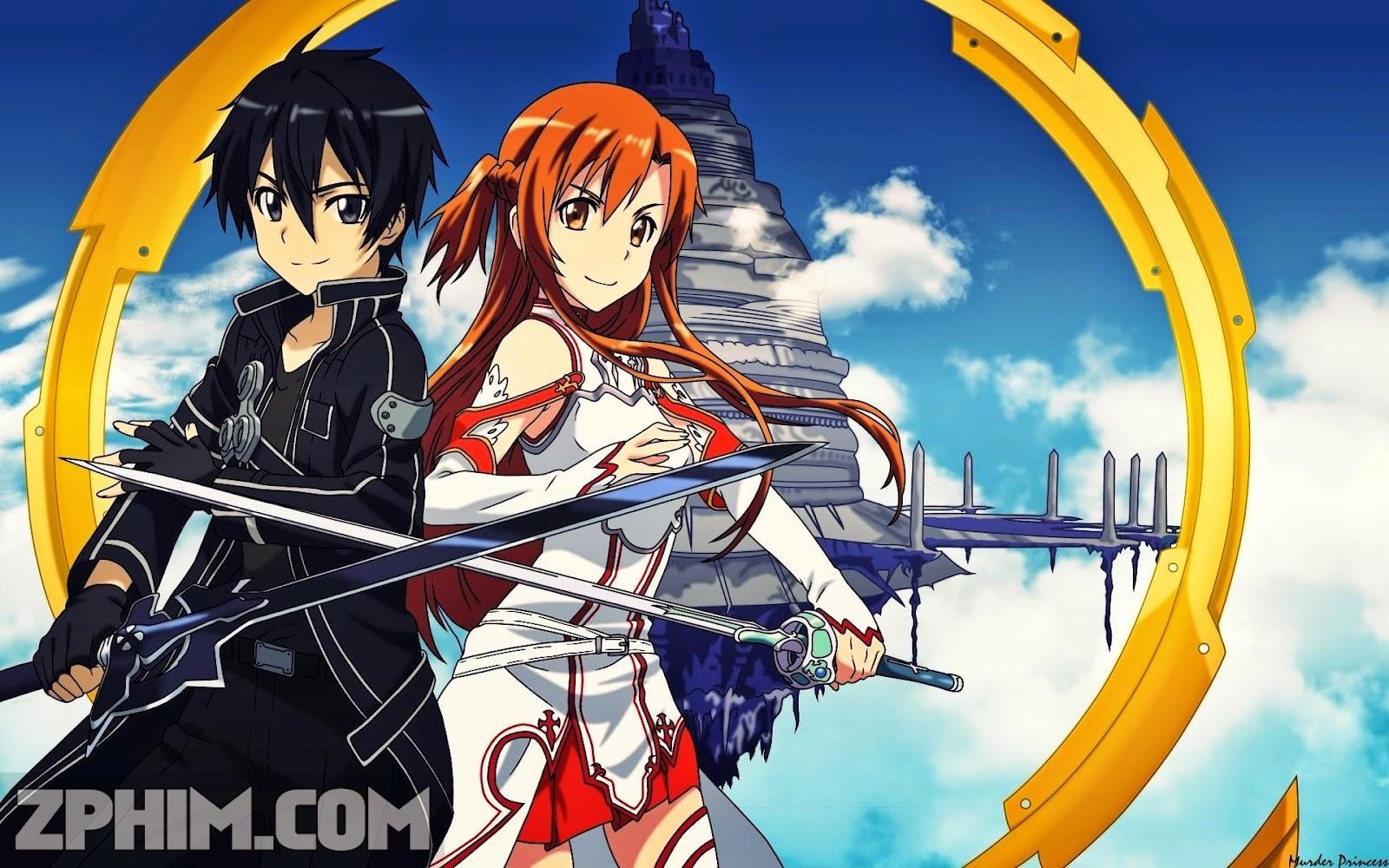 Ảnh trong phim Đao Kiếm Thần Vực - Sword Art Online 4