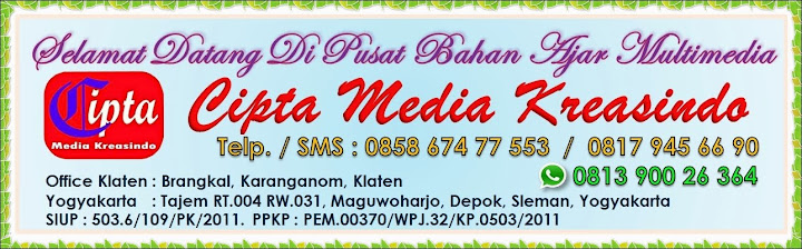 PUSAT MEDIA PEMBELAJARAN INTERAKTIF SD/MI | SMP/MTS | SMA/MA