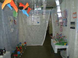 Preservação ambiental na  VII Mostra da Educação Infantil