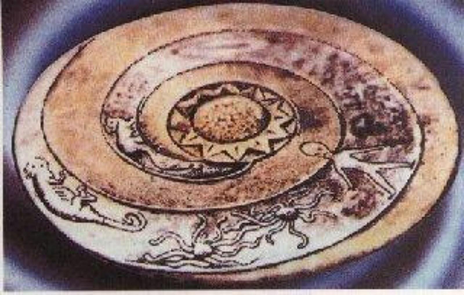 Ancient Aliens Dropa Stones