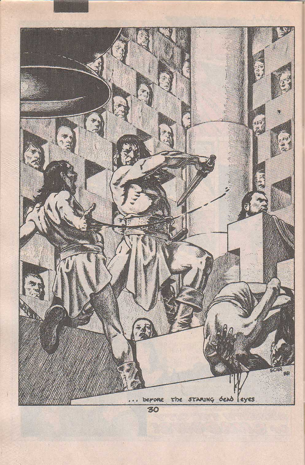 Conan the Barbarian (1970) Issue #216 #228 - English 23