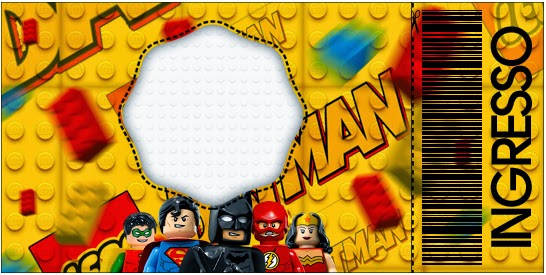 Lego Movie: Free Printable Invitations. | Oh My Fiesta! in ...