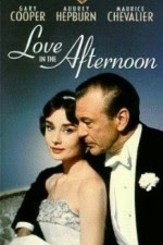 Watch Love in the Afternoon (1957) Megavideo Movie Online