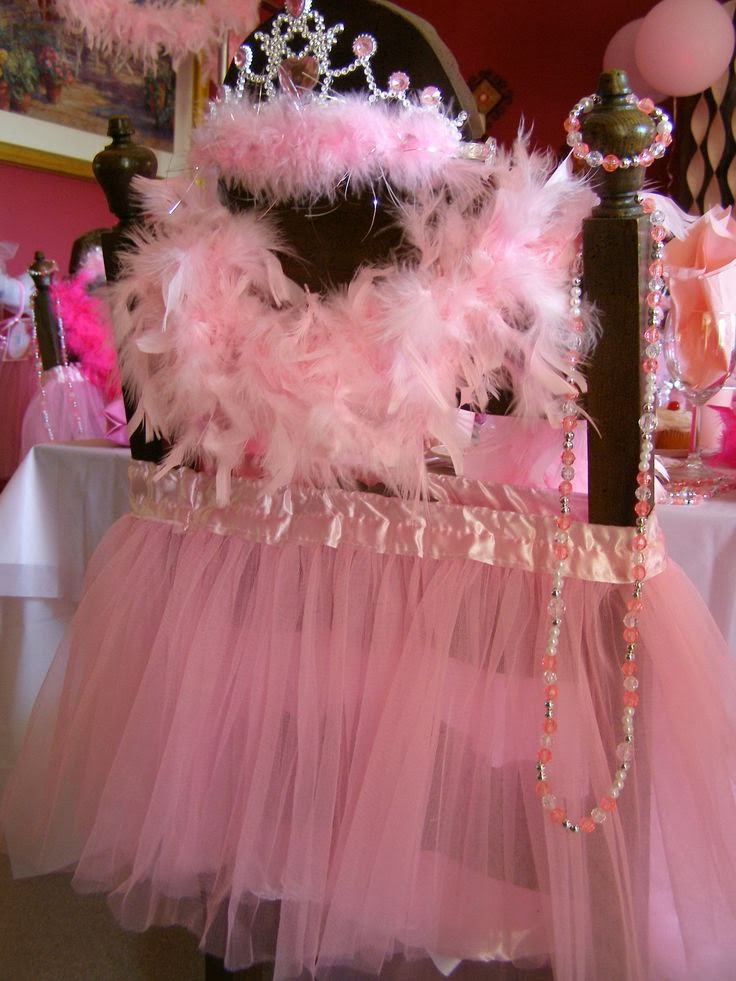 The princess birthday blog it 39 s all in the tiara for Princess dekoration