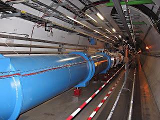 tunel colisionador de hadrones