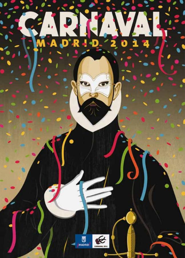 Carnaval Madrid 2014