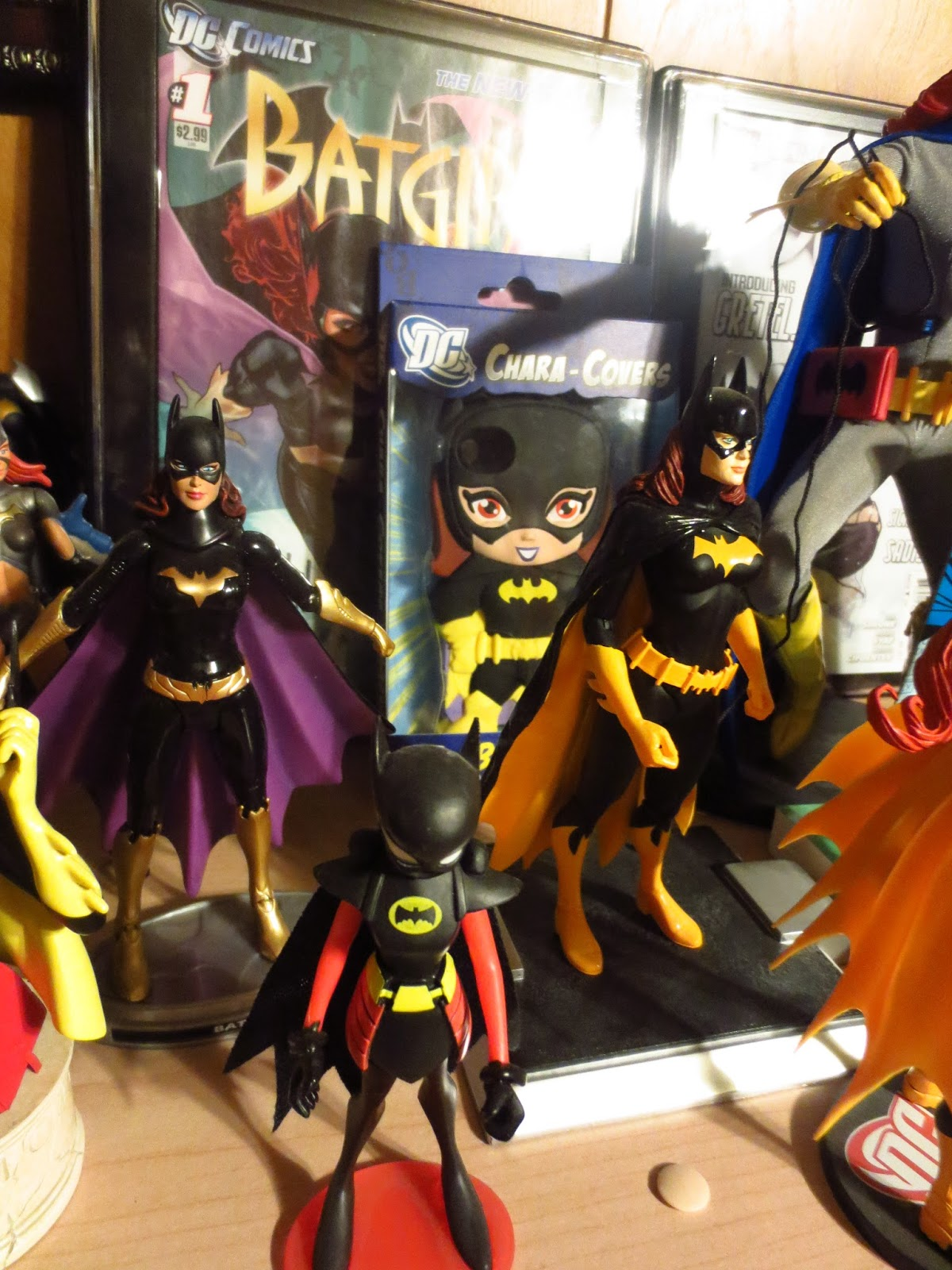The Epic Review: A New Batgirl Review: Batgirl iPhone Case from Chara-Covers by Huckleberry ...