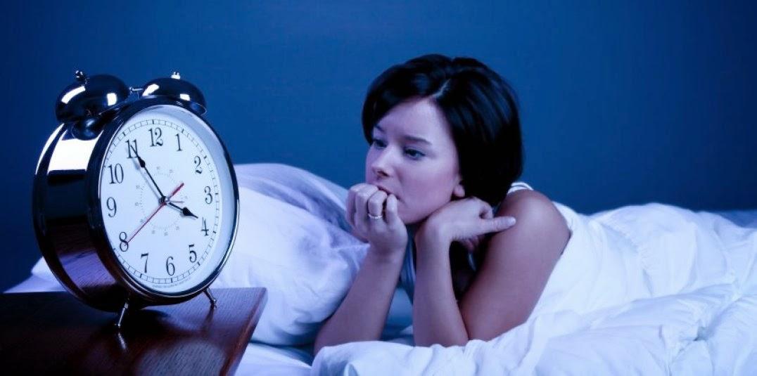 Kenali Penyebab & Cara Mengatasi Insomnia