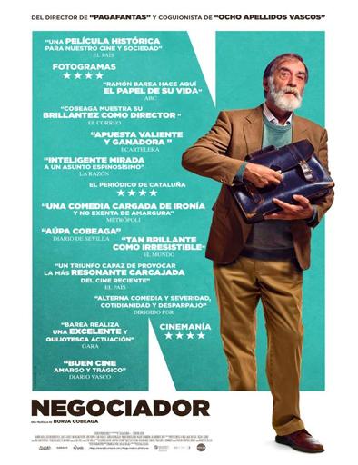 Ver Negociador (2014) Online