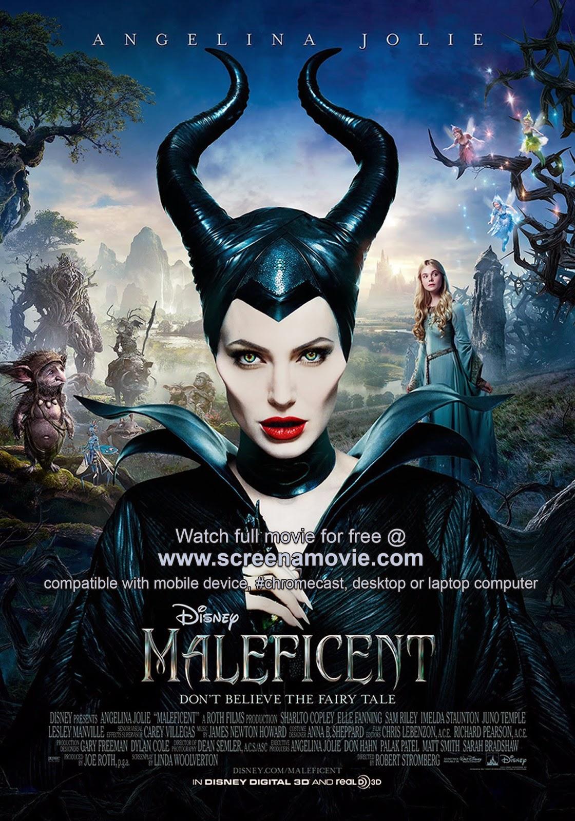 Maleficent_@screenamovie
