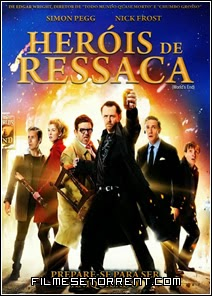 Heróis de Ressaca Torrent Dual Audio