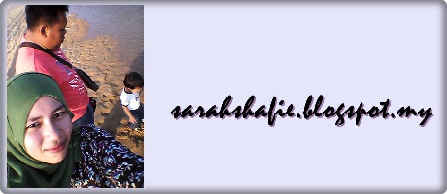 sarahshafie.blogspot.com