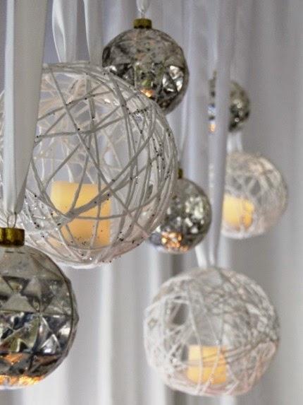 fantsticas ideas colgantes navideas