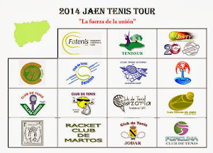 2014 JAEN TENIS TOUR