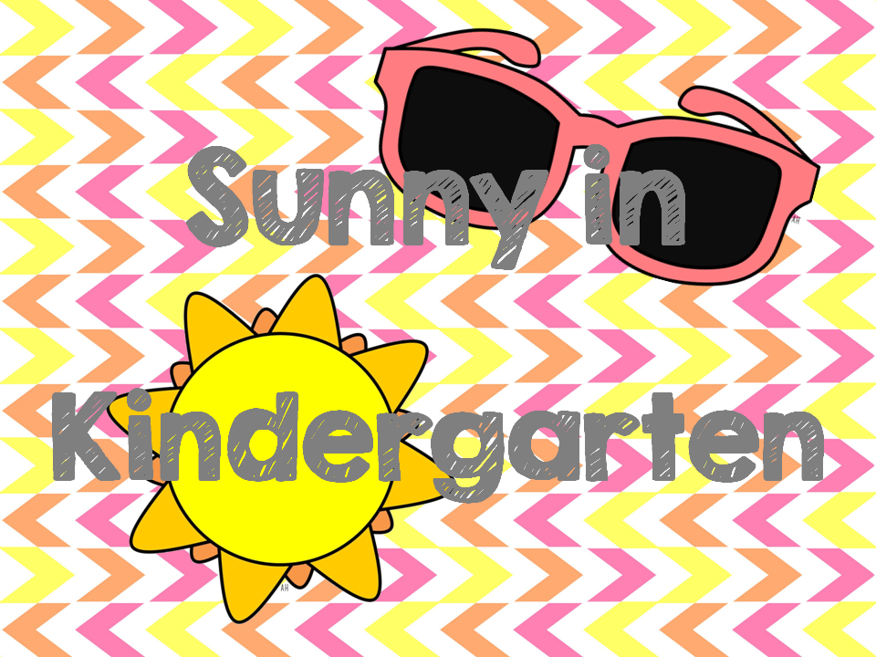 Sunny In Kindergarten