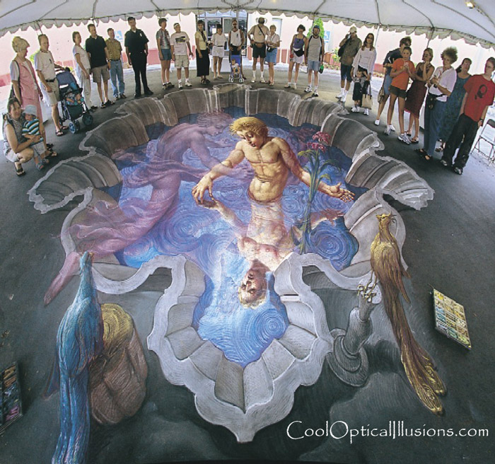 Amazing Chalk Art