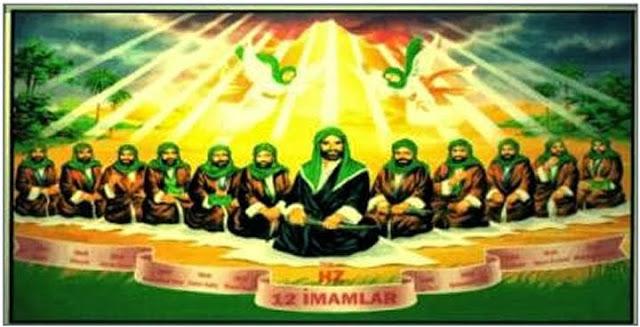 12 imams in Syiah