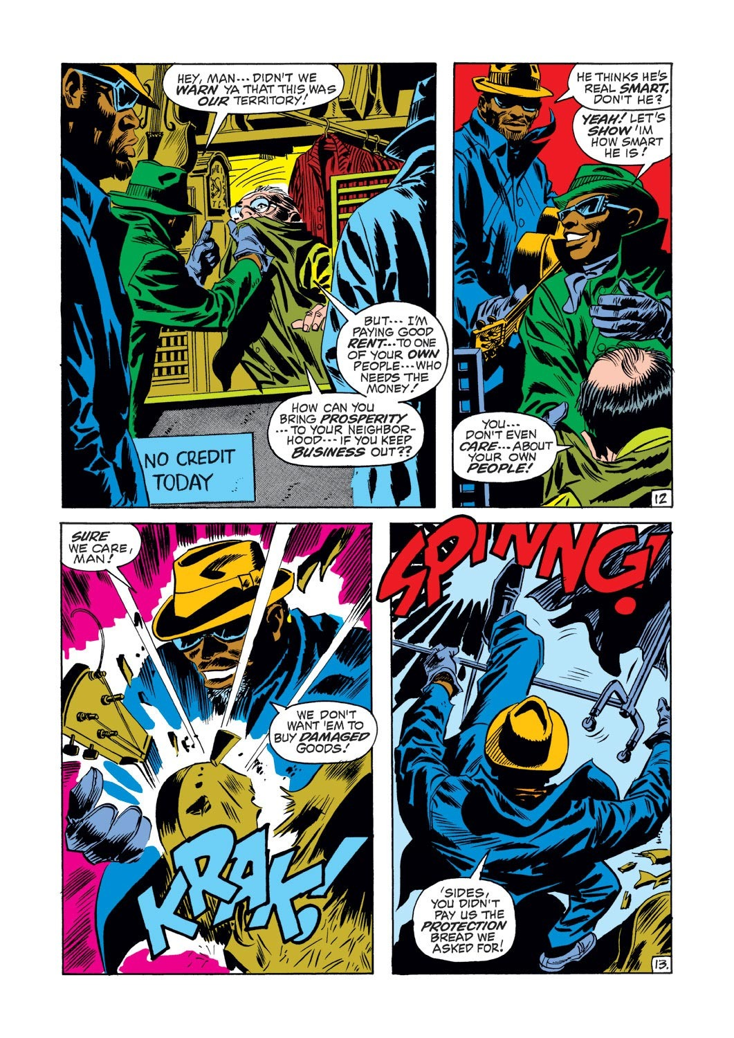 Captain America (1968) Issue #126 #40 - English 13