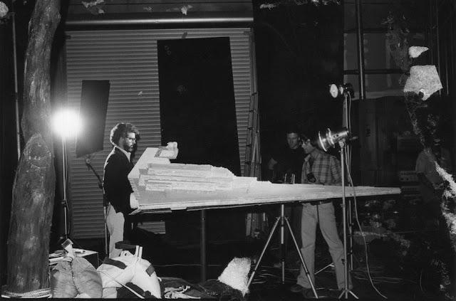 Directores y sus películas, detrás de cámaras