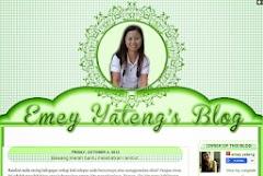 Tempahan Design Blog: Emey Yateng's Blog
