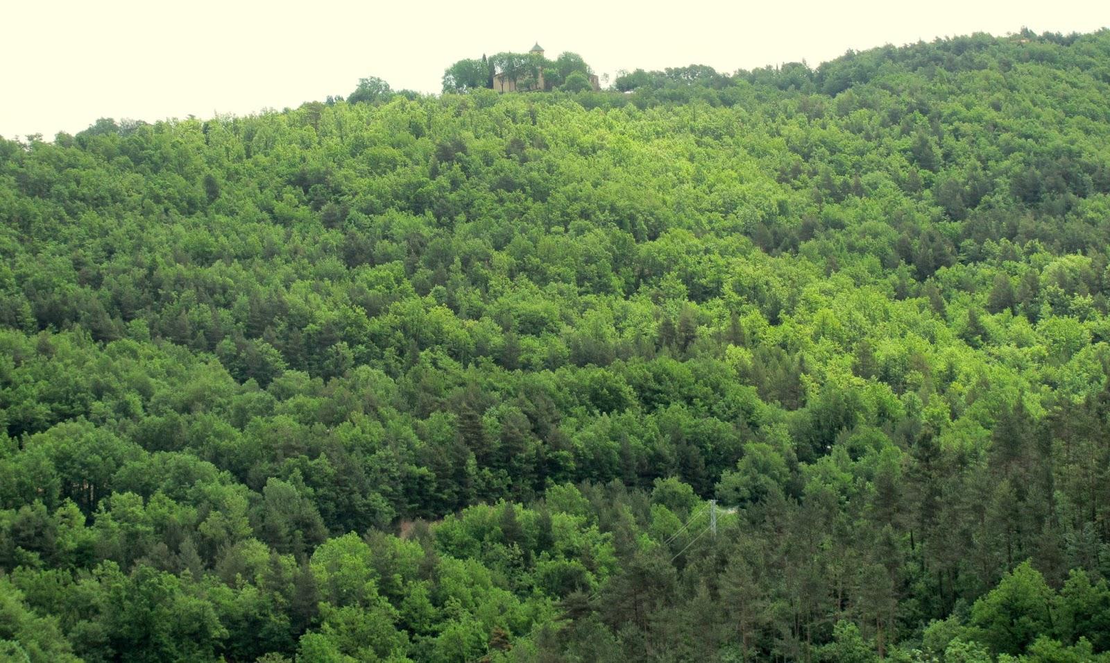 Muntanyola, Santa Eulàlia de Riuprimer, l'Estany.