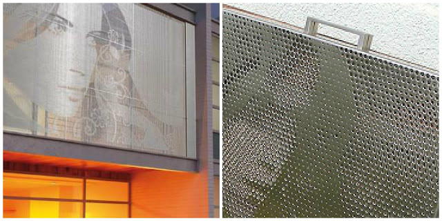 ModDesignGuru - Thinking-Outside-the-Box Design: FOTOBLECH: PERFORATED SHEETS IN ARCHITECTURE AND ART