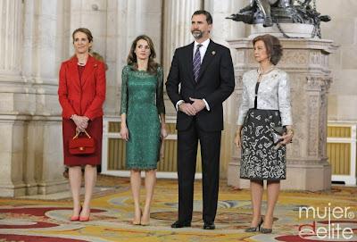 Cena en el Palacio Real