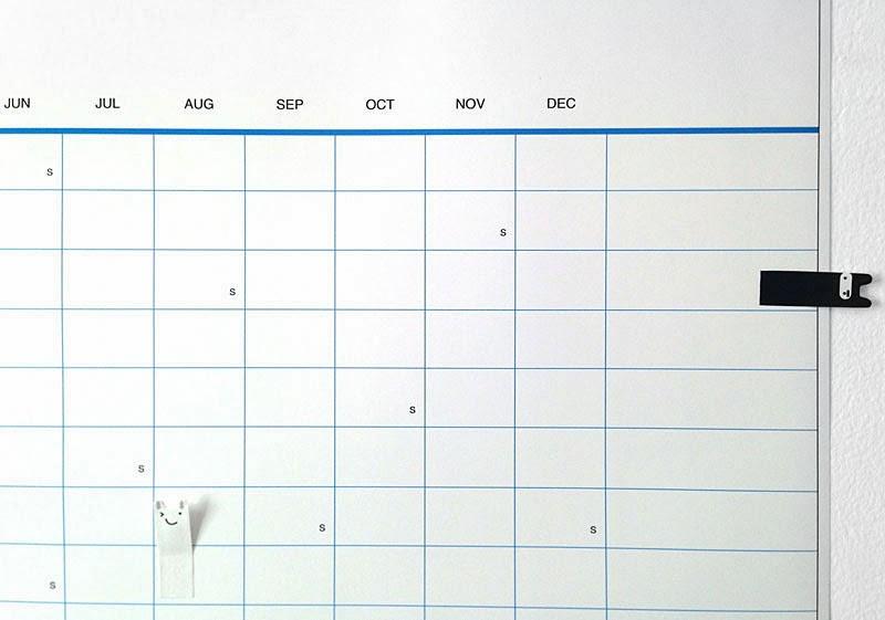 El maxi planificador anual 2014