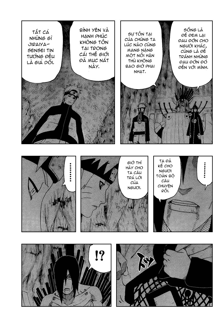 Naruto chap 447 Trang 15 - Mangak.info