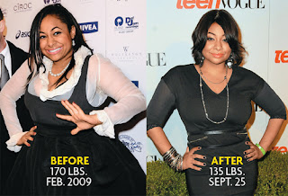 Raven Symone Before And After Weight Loss .Dope Cup of Tea.: Rav...
